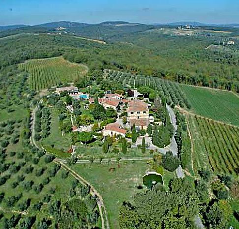 Agriturismo in vendita a Castelnuovo Berardenga