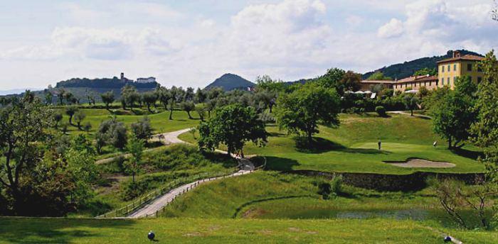 Golf di Montecatini terme