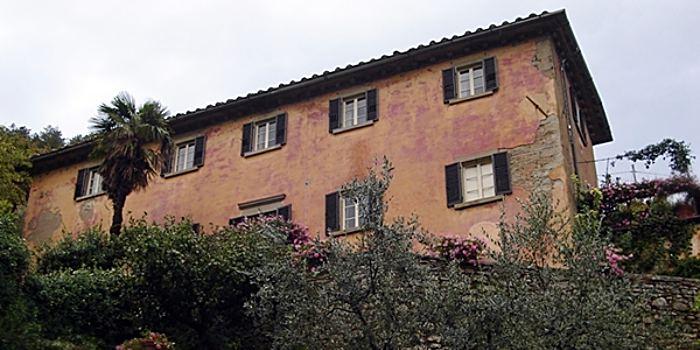 Villa Bramasole - Cortona