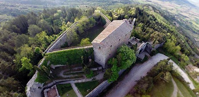 Fortezza di Girifalco - Cortona