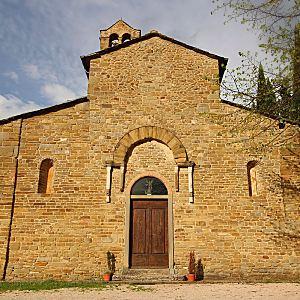 Pieve San Michele Arcangelo a Metelliano