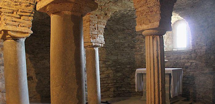 Pieve di Farneta - Cortona