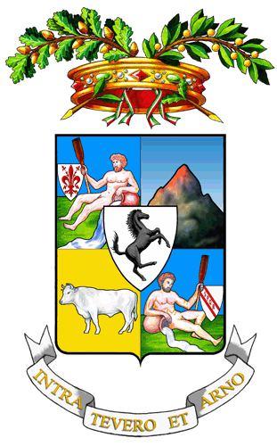 Provincia di Arezzo stemma