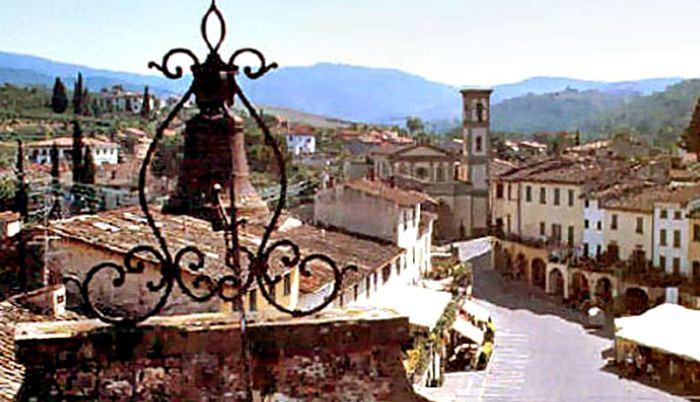 Dicomano centro storico