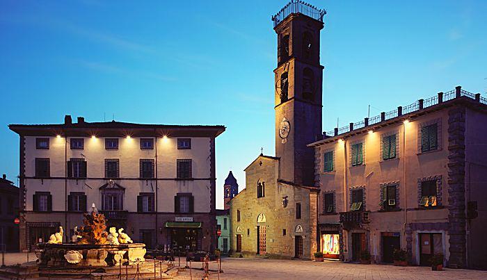 Fivizzano centro storico