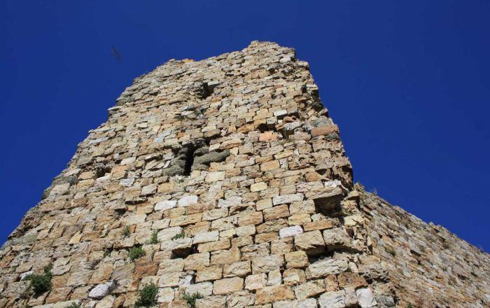 Rocca Pietracassia - Lajatico