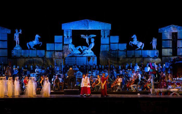 Teatro del Silenzio - Lajatico