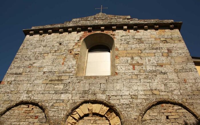 Abbazia di Santa Maria a Morrona - Terricciola