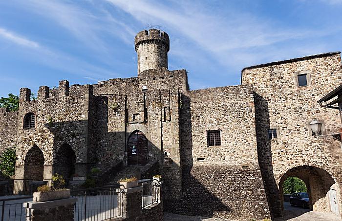 Castello di Malgrate - Villafranca in Lunigiana