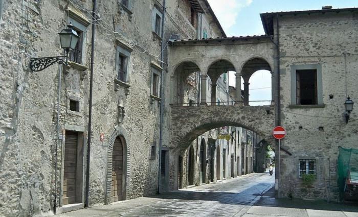 Borgo di Filetto - Villafranca in Lunigiana