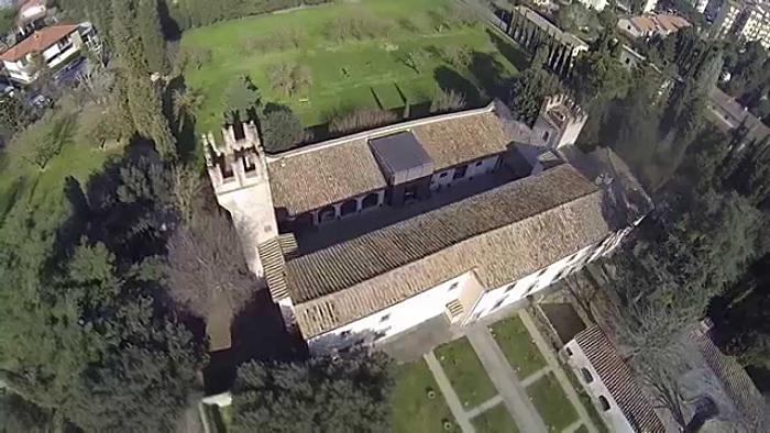 Castello di Acciaiolo - Scandicci