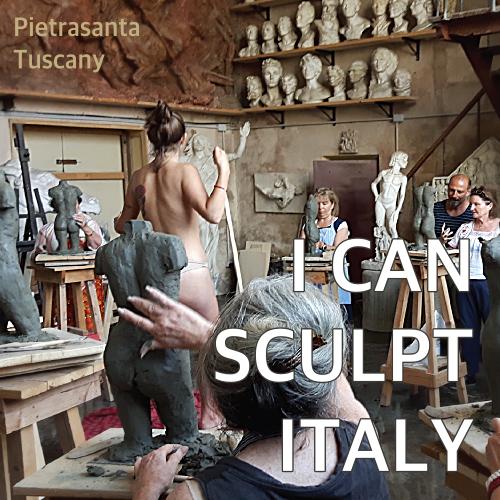 I Can Sculpt Italy