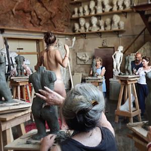 Studio di scultura