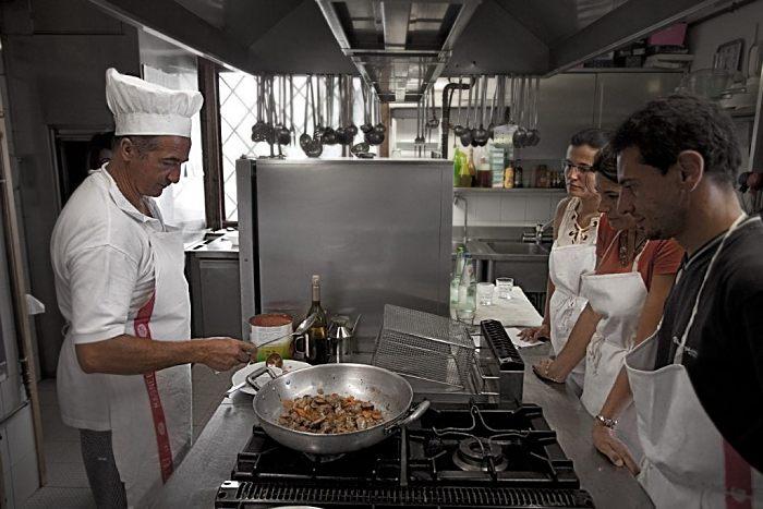 Castellare di Tonda - corsi di cucina