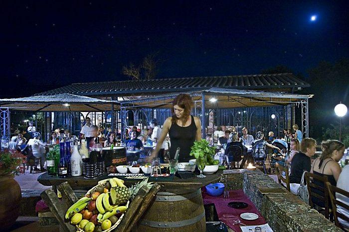 Castellare di Tonda - ristorante