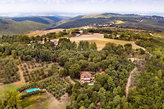 Villa La Sciolta