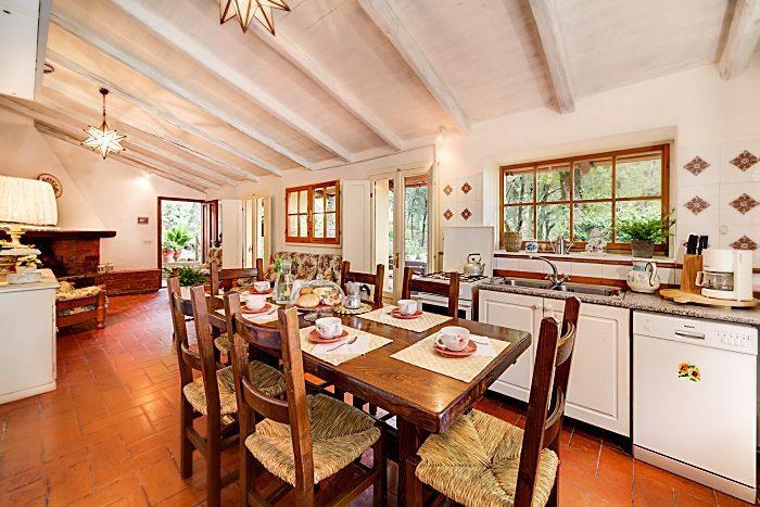 Villa Sciolta Cottage