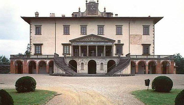 Villa Ambra di Poggio a Caiano