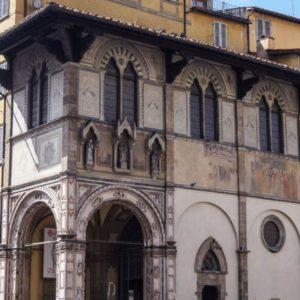 Loggia del Bigallo - Firenze