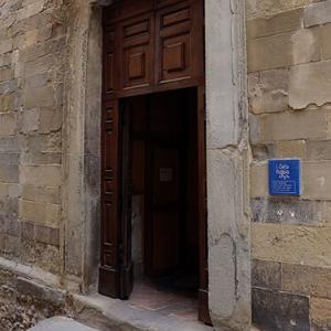 Anghiari (AR) - Chiesa Sant'Agostino