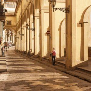 lungarno Archibusieri - interno - FI