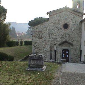 pieve di Sant'Eugenia - località Bagnoro - AR