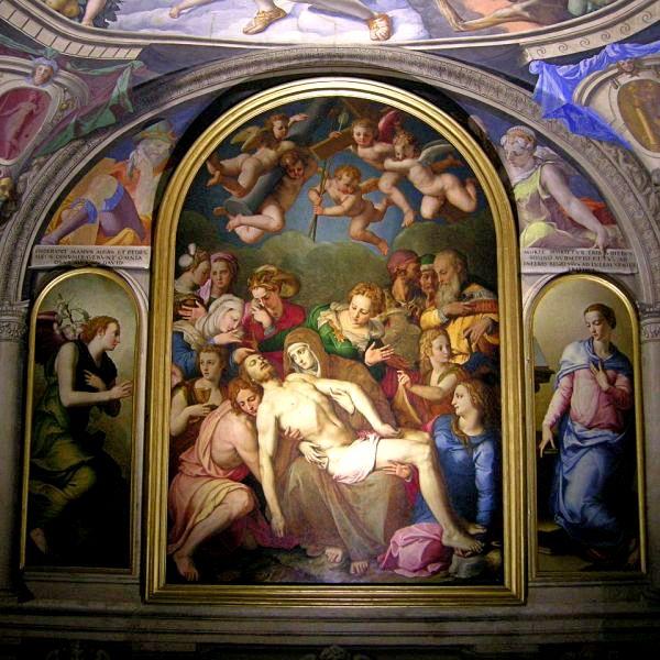 Bronzino - Cappella Eleonora di Toledo - Palazzo Vecchio - FI
