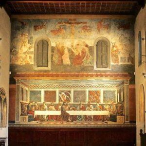 Cenacolo Santa Apollonia - FI - Andrea del Castagno