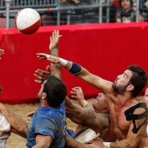 Calcio Storico - partita - Firenze