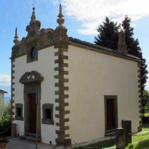 Cappella Immacolata Concezione - loc. Casabiondo - Castelfranco di Sopra
