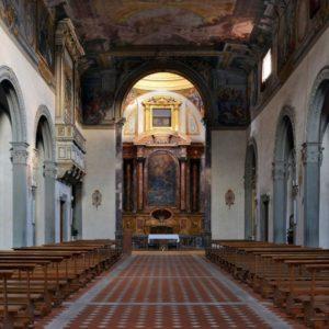 Chiesa Maddalena dei Pazzi-FI-interno