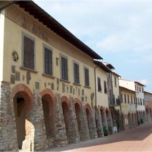 Civitella Val di Chiana (AR) - Palazzo Pretorio