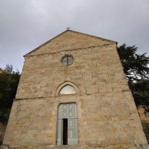 Cortona - chiesa S. Domenico
