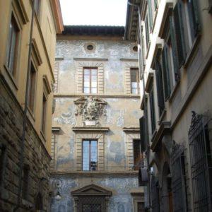 Firenze - borgo Albizi - Palazzo Ramirez da Montalvo