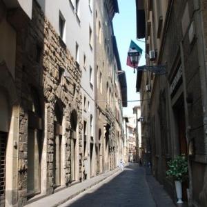 Firenze - borgo SS. Apostoli