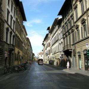 Firenze - via Cavour