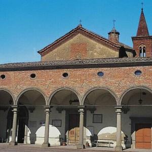 Foiano della Chiana - chiesa S. Francesco