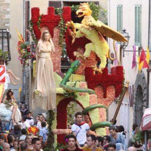 Lucignano - Maggiolata