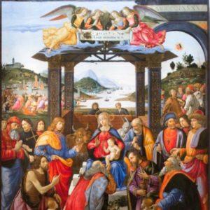 Museo Innocenti - FI - pinacoteca