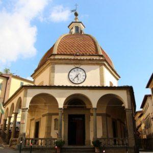 Chiesa/santuario Madonna del Morbo - Poppi (AR)