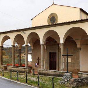Madonna delle Grazie - Montemarciano - Terranuova Bracciolini (AR)