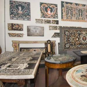 Museo della Scagliola Bianco Bianchi - Firenze