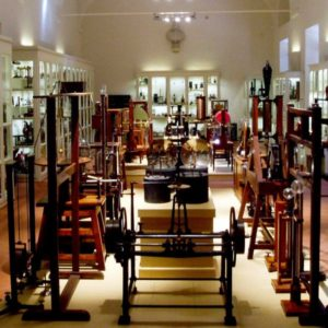 Museo Scienza Tecnica - FI -FISICA
