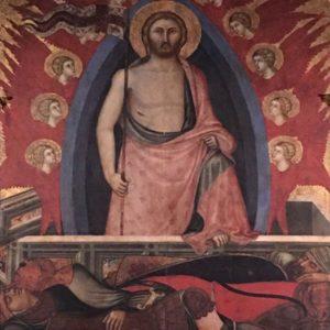 Niccolo di Segna - Resurrezione - Sansepolcro (AR)