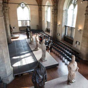 Museo Orsanmichele - FI - interno della sala