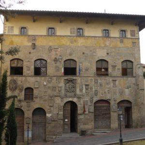 Palazzo Pretorio - AR