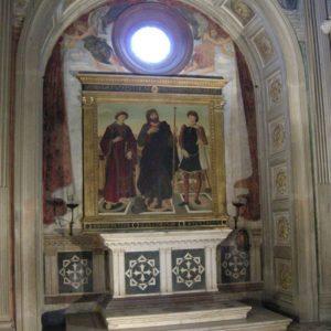 San Miniato al Monte (FI) - Cappella cardinale Portogallo