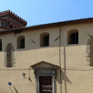 Sansepolcro (AR) - S. Maria dei Servi