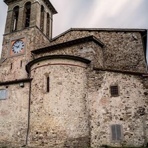 Pieve Santa Maria a Micciano - Anghiari (AR)