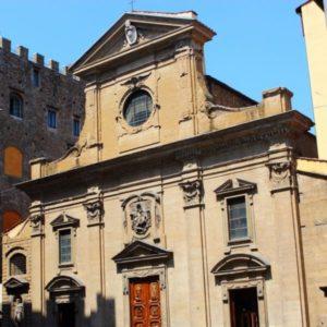 Firenze - Santa Trinita - facciata
